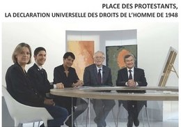 Collonges, Salève Adventist Campus: Anniversary of the Universal Declaration of Human Rights