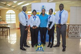 Jamaican University Wins International Business Model Competition