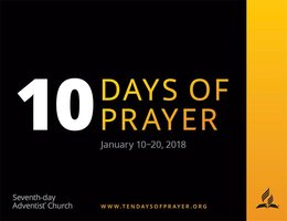 Ten Days of Prayer: Day 9 - The Censer