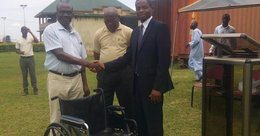 Ghana: Minister lauds Adventist Church for supporting people with disabilities
